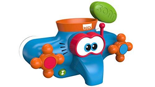KD DES15250 Badespaß Wasserhahn, Badewannenspielzeug