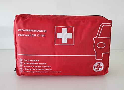 Kfz Verbandstasche Auto Verbandskasten Erste Hilfe PKW Verbandtasche DIN 13164 620148