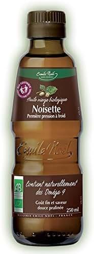 Emile Noel Huile de noisette bio 250ml x 1