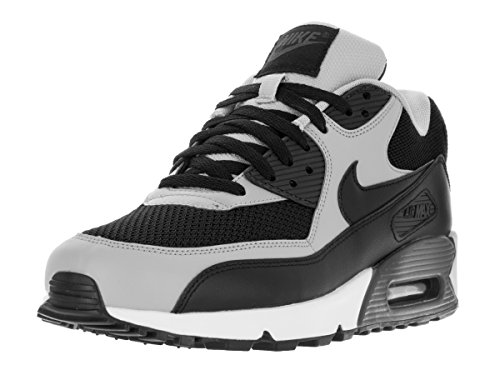 differently 87e7a b7898 Nike Air Max 90 Essential, Baskets mode homme Noir (Black black wolf