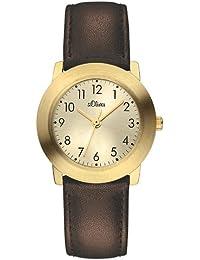 s.Oliver Damen-Armbanduhr SO-1248-LQ