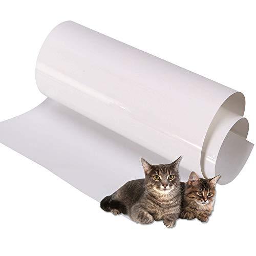 BOTTLEWISE 2PCS Rescador para Gatos Protector de Muebles Cat Scratch Guard contra Arañazos de Gatos y Perros Sofá antiarañazos Afilador de Uñas