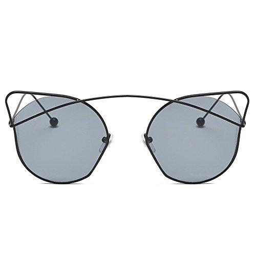 Amfirst Frauen Unisex Fashion Round Shades Acetate Frame Uv-Brillen Sonnenbrillen Metallrahmen Verspiegelt Linse Sonnenbrille Polarisierte Sonnenbrille Treiber Glasses Ultra Leicht