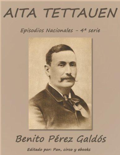 Aita Tettauen (Episodios nacionales) por Benito Pérez Galdós
