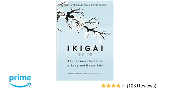 Buy Ikigai Book Online at Low Prices in India   Ikigai