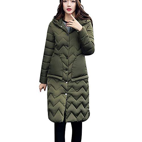 Bazhahei giacca donna,moda lungo giacca di cotone cappuccio overcoat,maglione donna sportive manica lunga cardigan casuale del cappotto manicotto a maglia delle cappotto donna elegante invernale felpa