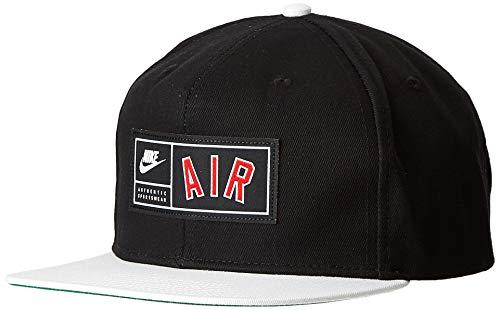 Nike Pro Air - Gorra, Unisex Adulto, AV6721, Negro, Talla única
