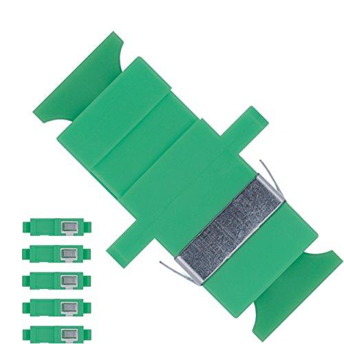 sc-to-sc-fibre-optic-coupler-single-mode-apc-simplex-pack-of-5-beyondtech-fibre-optic-extender-fiber