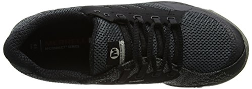 Merrell Mens All Charge Trainer Nero (nero)