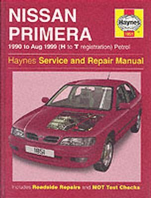 nissan-primera-1990-99-service-and-repair-manual-by-mark-coombs-published-march-1995