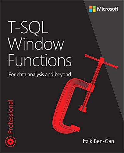 T-SQL Window Functions (Developer Reference)