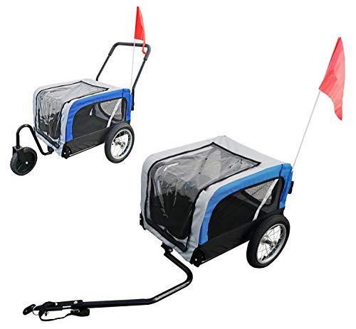 84 Mini-anhänger (Red Loon Hundeanhänger Mini Hunde Anhänger Jogger Transporter Fahrradanhänger)