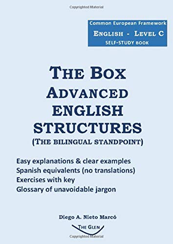 THE BOX: ADVANCED VERB STRUCTURES por Diego A. Nieto Marcó