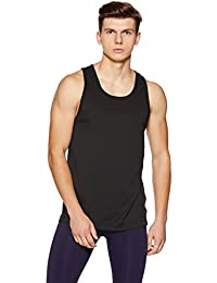 Calvin Klein Performance Regular Fit Tank with Back Reflective Tape
