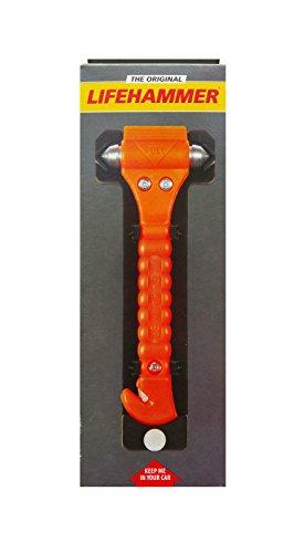 Notfallhammer Gurtschneider Gurtmesser Sicherheit für Auto Nothammer