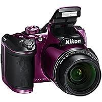 Nikon Coolpix B500 Fotocamera Digitale Compatta, 16 Megapixel, Zoom 40X,