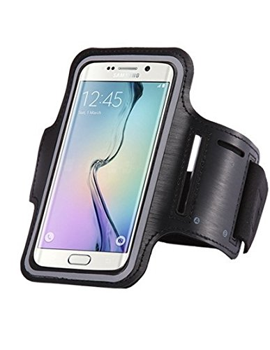 inShang Samsung Galaxy S3 S4 S5 Armband Für Sport Gymnastik laufender Joggen Wandern, Radfahren, bung Fall-Abdeckung Sport ArmBand für Samsung Galaxy S3 S4 S5 black