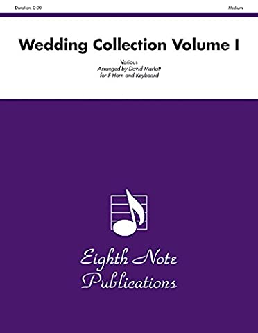 Wedding Collection, Volume 1 French Horn/Keyboard