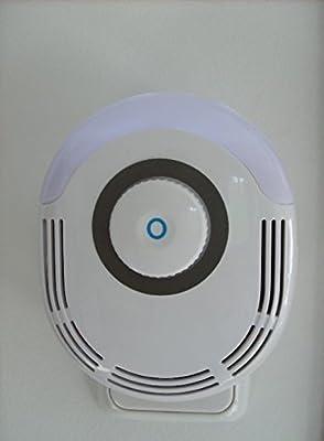 Ozonizador Domestico. Generador de Ozono y Ionizador Purificador de Aire 2 in 1.