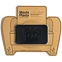 Black MastaPlasta Self-Adhesive Leather Repair Patches. Choose size/design. First-aid for sofas, car seats, handbags, jackets etc. (BLACK CROWN 10cmx6cm)