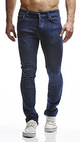 LEIF NELSON -  Jeans  - Uomo Blau