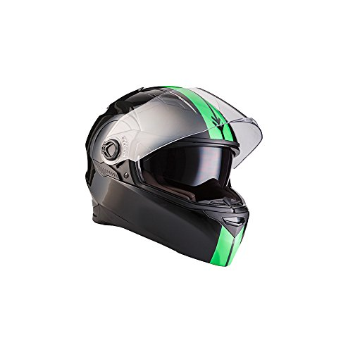 "ARMOR · AF-77 ""Racing Neon"" · Integral-Helm · Sturz-Helm Sport Roller Scooter-Helm Cruiser..."
