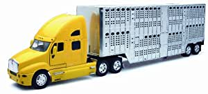 New Ray  - 12233 - Véhicule Miniature - Camion Kenworth T700 Bétaillère - Echelle 1/32