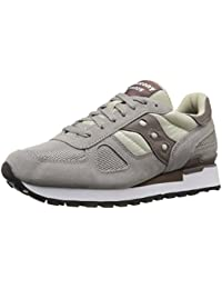 ORIGINAL SAUCONY S2108-613 SOMBRA zapatillas de deporte grises de los zapatos de los hombres