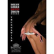 Dream Girls Magic Butts calendario 2019–Babes–My Dreamgirl–Pin Up–fétiche–Shades Of Sex–Bdsm · Sexy · trasera · po––Estuche regalo con 1tarjeta de felicitación y 1Tarjeta de Navidad–Edición seelenzauber