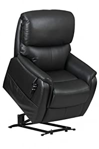 Montreal Dual Motor Riser Recliner Chair Mobility Lift Rise Armchair Disability