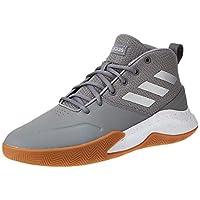 adidas OwnTheGame Men's Basketball Shoes, Grey, 8 UK (42 EU)