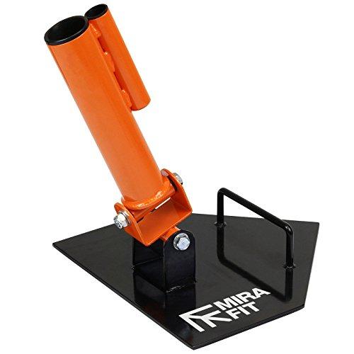 Mirafit Ruder-Plattform mit T-Stange