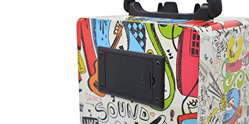 Altavoz con Bluetooth para Karaoke