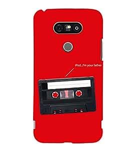 EPICCASE Ipod's Father Mobile Back Case Cover For LG G5 (Designer Case)