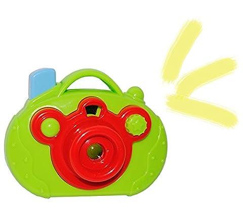 1 Stück: Bilder - Dia - Projektor - mit LICHT ! - für Kinder Mädchen Jungen - Bildershow Kinderkino - Kino Kaleidoskop - Diaprojektor - auch als Mitgebsel - Kamera Kinderkamera Fotoapparat