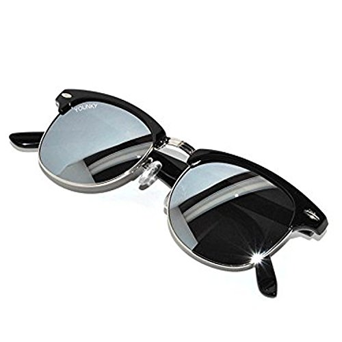 Younky Discount Offer On UV Protected Branded Stylish Mercury Sunglasses for Men Women Boys & Girls ( CLBMSM ) - 1 Sunglass Case