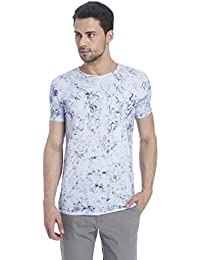 Jack & Jones Men Slim Fit Casual T-Shirt