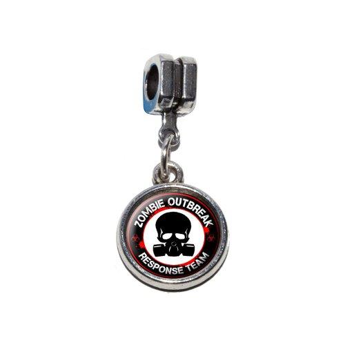 Zombie Outbreak Response Team Gas Mask–Die blutigen rot -