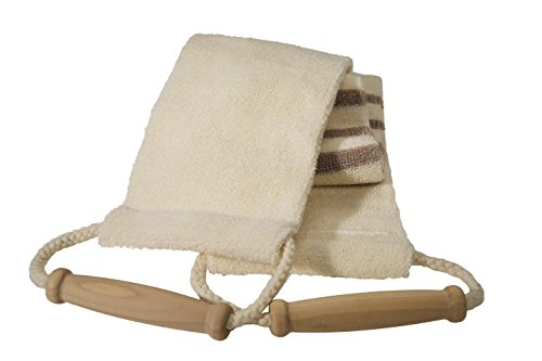 Croll & Denecke Lanière de massage en coton