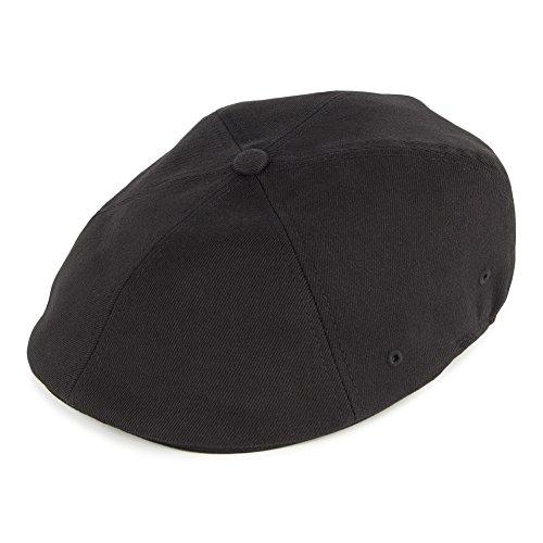Kangol Casquette Gavroche 504 Flexfit Noir