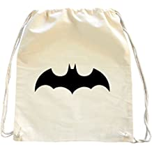 Mister Merchandise Mochila Bolso Saco Batman Bat bolsa de la compra