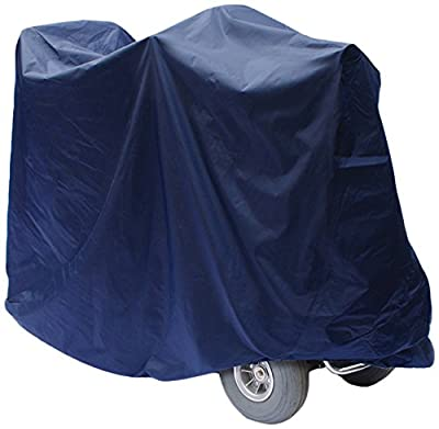 Scooter Storage Cover Elasticated & Washable- WATERPROOF (Eligible for VAT relief in the UK)