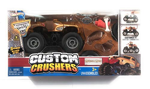 Hot Wheels Custom Crushers Monster Jam Truck Team Hot Wheels Dragons Breath