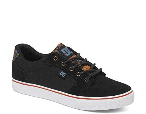 DC Skateboard Shoes ANVIL SE BLACK/BLACK/BLACK