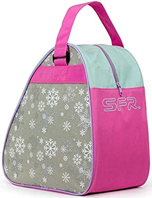 SFR Ice and Skate Bag Snowflake
