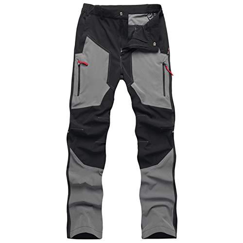 213 Bekleidung (WYX Outdoor-Sport Hosen 2019 Sommer Professionelle Männer Angeln Hosen Anti-Statik-Anti-UV Schnell Trocknend Atmungsaktive Hosen,A,XL)
