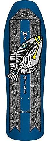 Powell Peralta Bones Brigade McGill Fish Tablett Skateboard-Unisex Erwachsene, Mehrfarbig