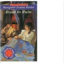 Road to Ruin (Signet Regency Romance) by Margaret Evans Porter (1992-12-01)