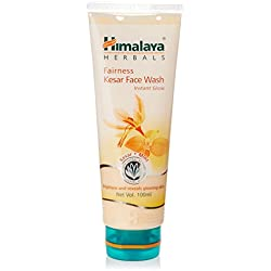 Himalaya Herbals Fairness Kesar Face Wash, 100ml