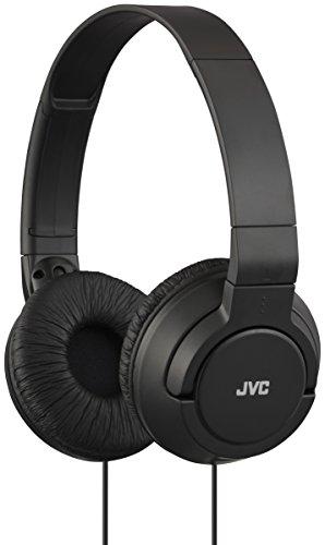 JVC HA-S180-B-E Cuffia, Nero
